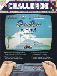 Sega Issue #1