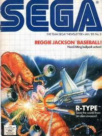 Sega Issue #5