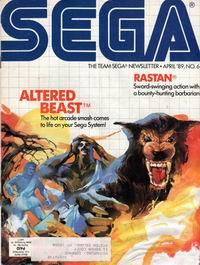 Sega Issue #6
